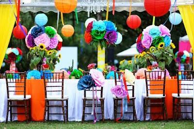 Decorar una Fiesta Infantil con Globos