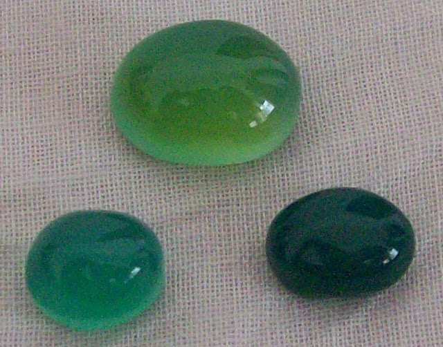 fashion jewelery stunning green onyx gemstone