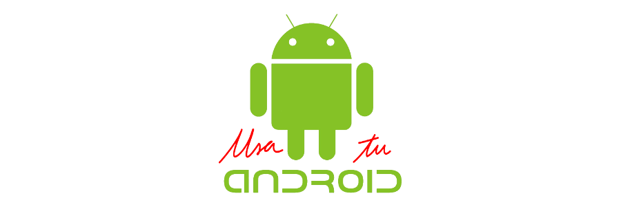 Usa tu Android