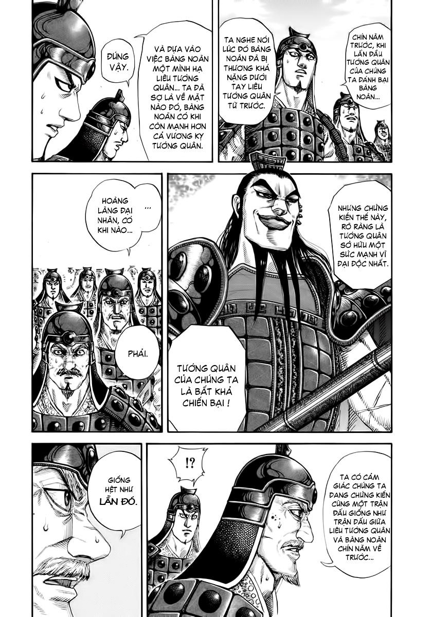 Kingdom - Vương Giả Thiên Hạ Chapter 161 page 15 - IZTruyenTranh.com