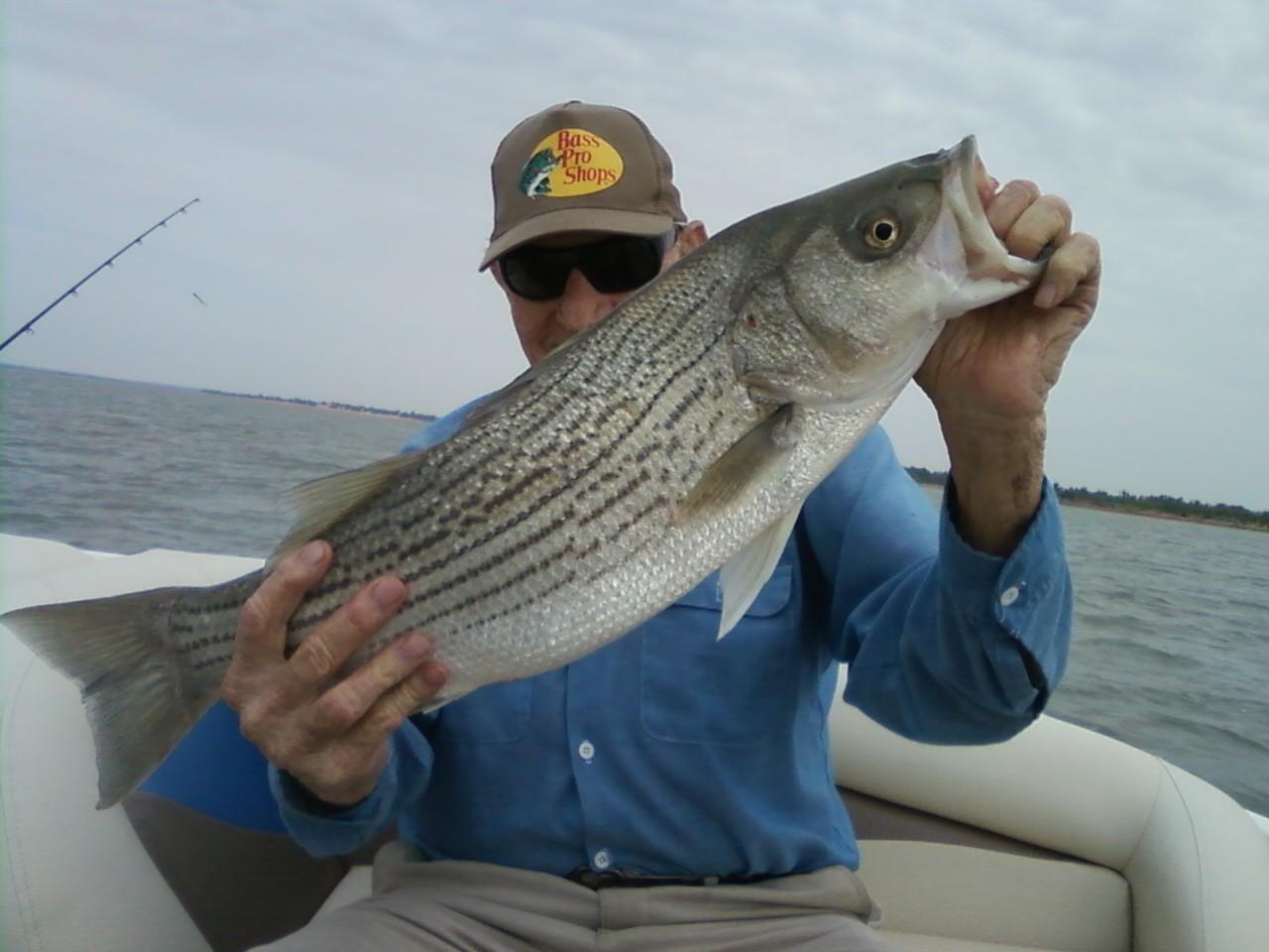 Lake altus lugert fishing report for Oklahoma lake fishing reports