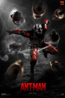 Marvel Universe Ant-man Michael Douglas Paul Rudd Avengers movie comic Wasp Yellowjacket Giant-man