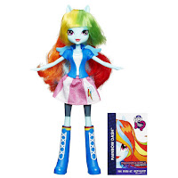 Equestria Girls Collection Rainbow Dash