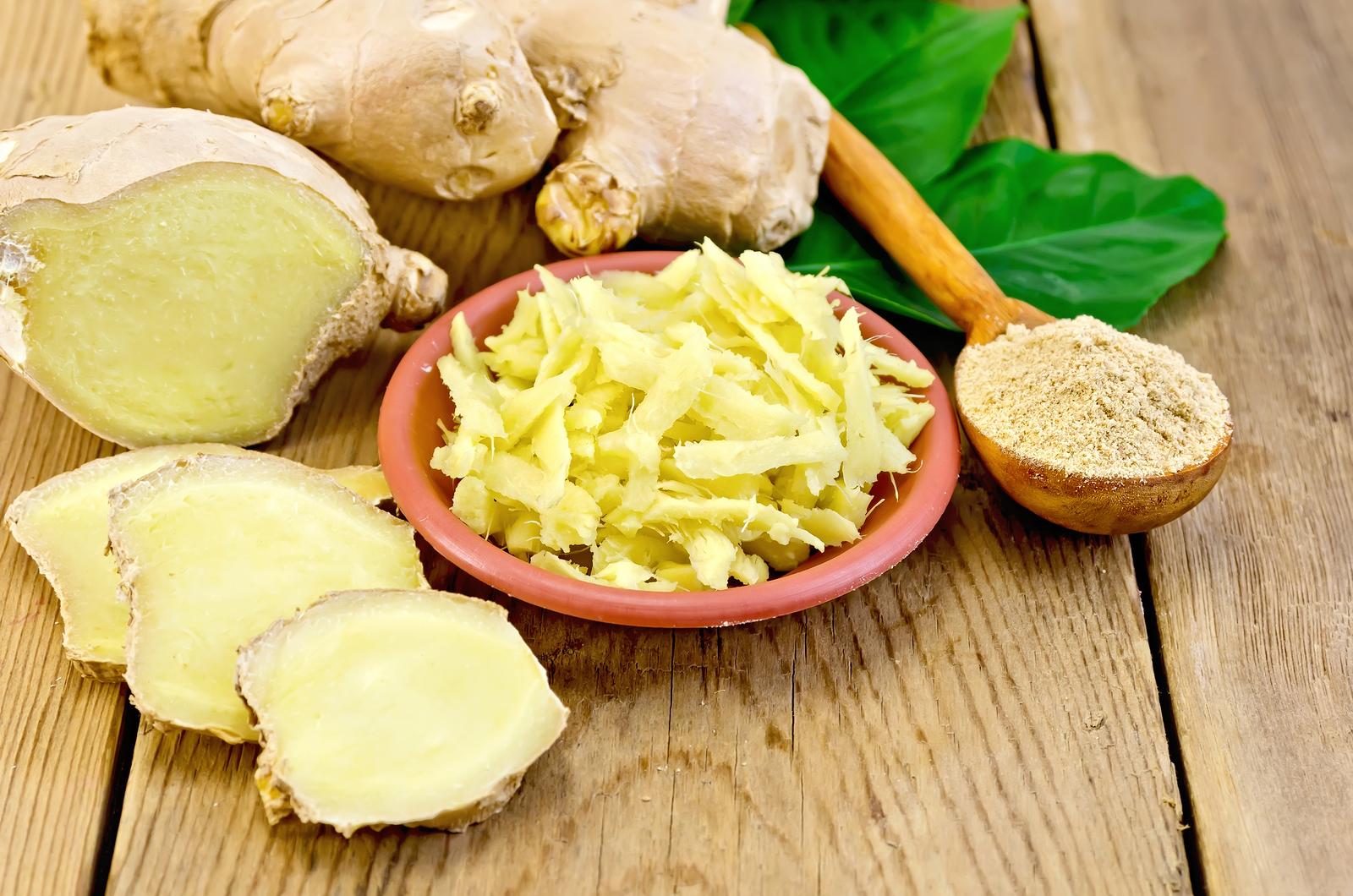 Cara Mengecilkan Perut dengan Lemon dan Air Jahe