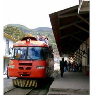 Turismo y Aventura en Alausi Riobamba