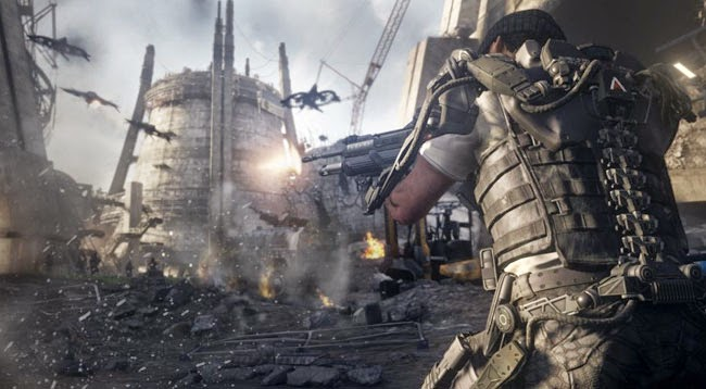 Download Call of Duty Advanced Warfare Reloaded + Repack + Torrent Multi-Single Link