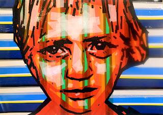 tape art video