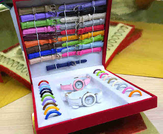 jam tangan wanita kw Since 21 tali 2 jam, murah dapat banyak