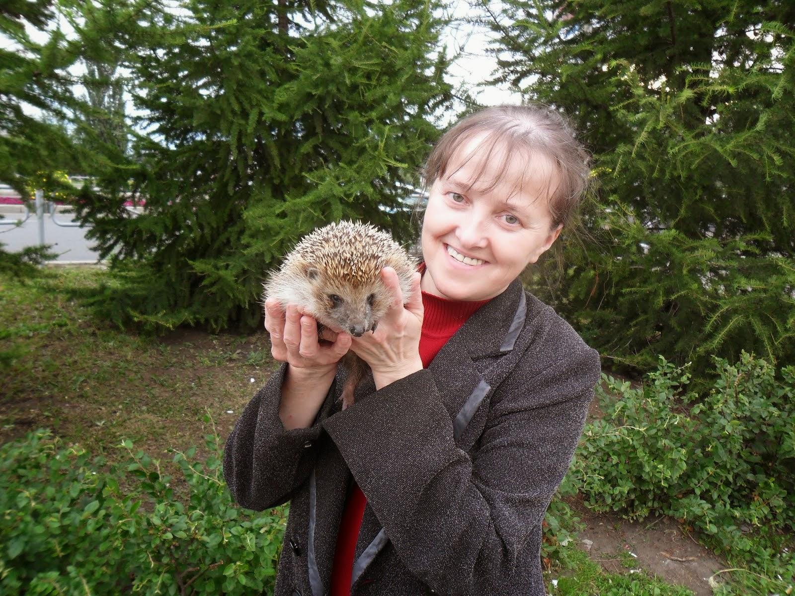 Автор блога Ирина
