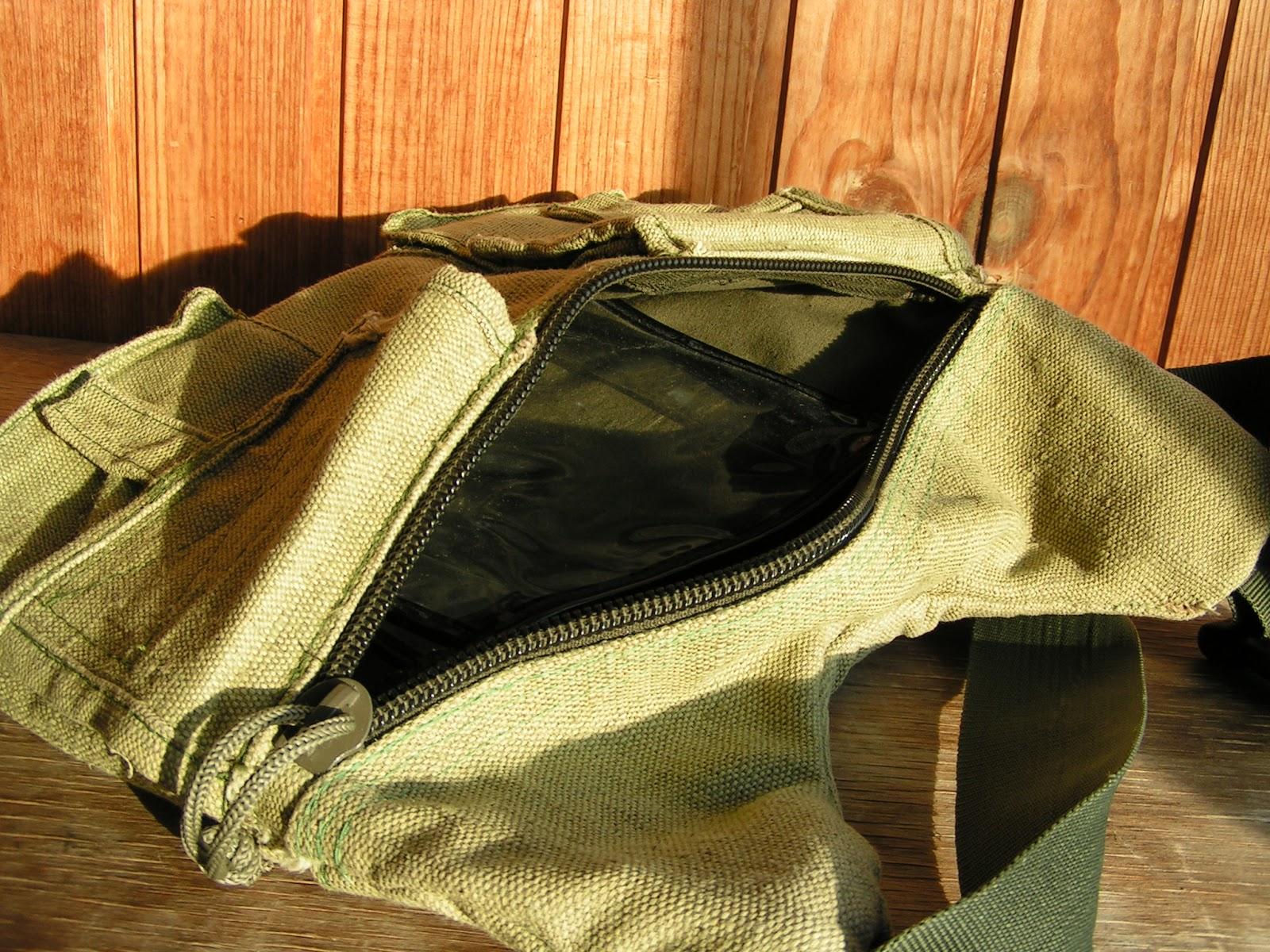 Мужская сумка из брезента своими руками 33