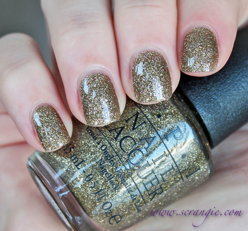 OPI Mariah Carey Collection Holiday 2013 Swatches and Review ...
