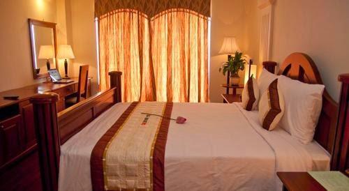 Phòng khách sạn ĐLGL Dung Quất