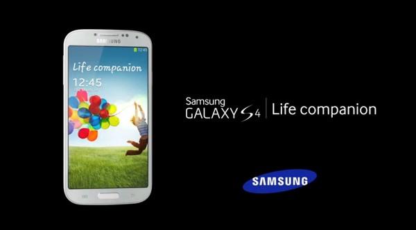 Comercial Samsung Galaxy s4