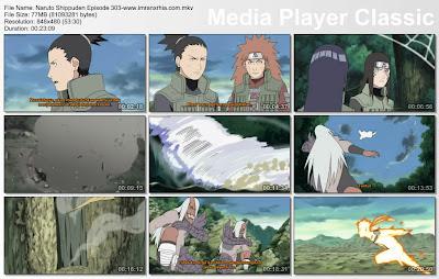 "Download Film / Anime Naruto Shippuden Episode 303 ""Hantu dari Masa Lalu"" Bahasa Indonesia"