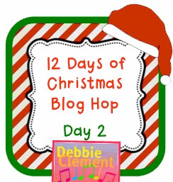 photo of: !2 Days of Christmas Blog Hop at RainbowsWithinReach