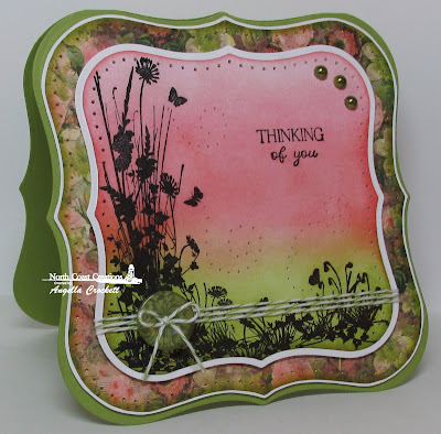 "NCC ""Find Beauty"" Card Designer Angie Crockett"