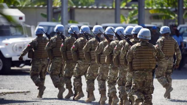 La ONU reconoce que sus soldados pagaron a niñas de 13 años por sexo