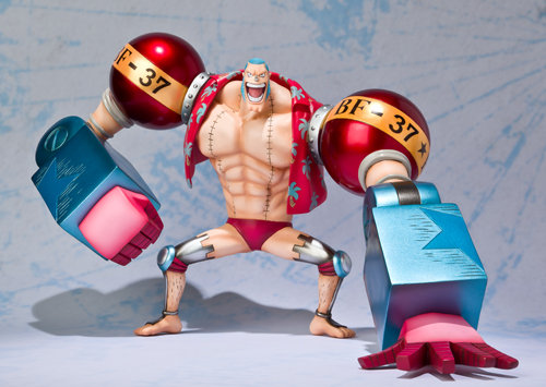 Figuarts ZERO Franky New World Ver.