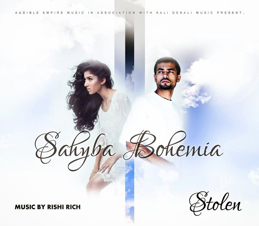 STOLEN - Sahyba x BOHEMIA the punjabi rapper (Official Audio) -  pesa nasha pyar