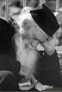 γέροντες μοναχός
