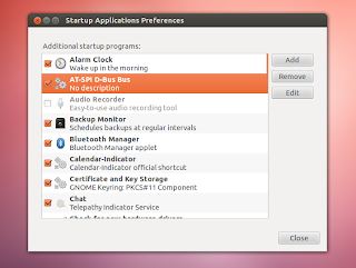 startup applications ubuntu