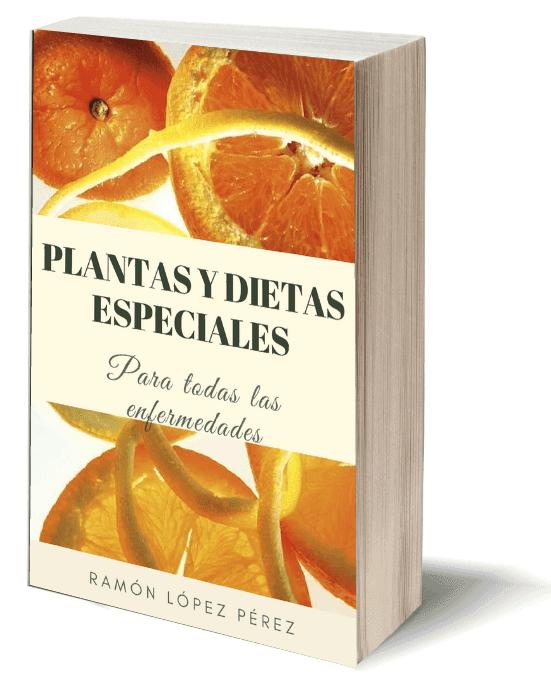 Plantas y dietas especiales
