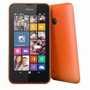 Flipkart : Nokia Lumia 530 Dual SIM Windows Mobile Rs.7199 ||  Snapdeal @ Rs 7349