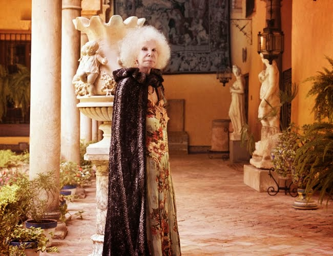 Adiós Cayetana... X condesa de Fuentidueña.
