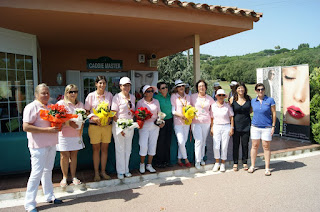 Vallromanes Campeona Interclubs Femenina Catalan 2012