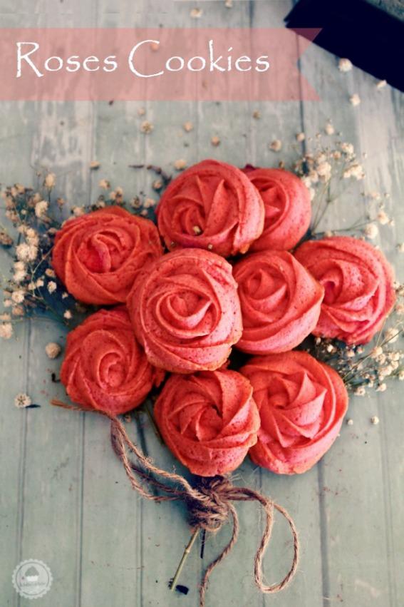 roses cookies 001