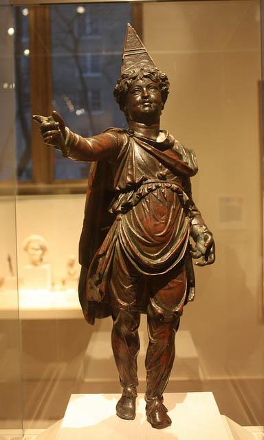 Statue of Zeus Olympia...