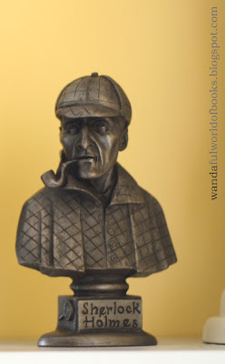 Sherlock Holmes Bust