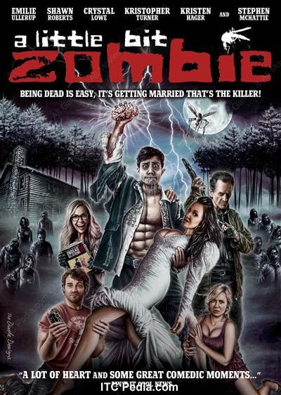 A Little Bit Zombie (2012) 1080p BluRay x264 - MELITE
