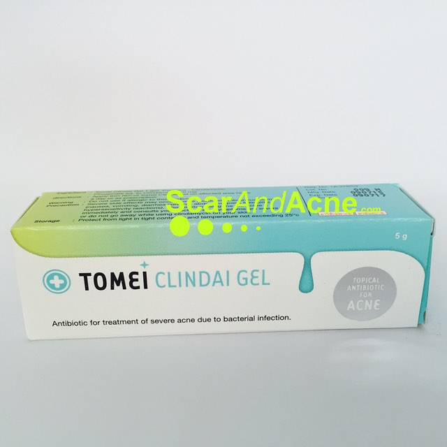 TOMEI CLINDAI GEL