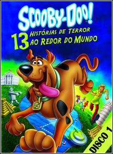 Scooby-Doo: 13 Histórias de Terror ao Redor do Mundo DVDRip XviD & RMVB Dublado
