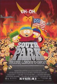 South Park la película (South Park: Más grande, más largo y sin cortes) (South Park – Bigger, Longer & Uncut) (South Park: The Movie) (1999) Español Latino
