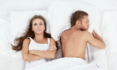 I'm Trapped by My Sexual Fantasies !!..... what to do - man ignore woman sleeping sleep bed sex