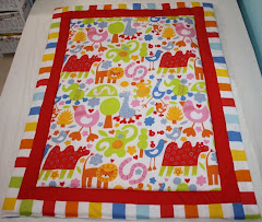 Super kids size quilt..