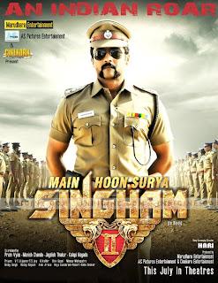 Singam 2 (2013) Watch Online Hindi Dubbed Full Movie: