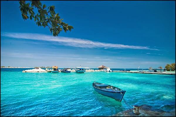Pantai Wisata Pulau Pramuka