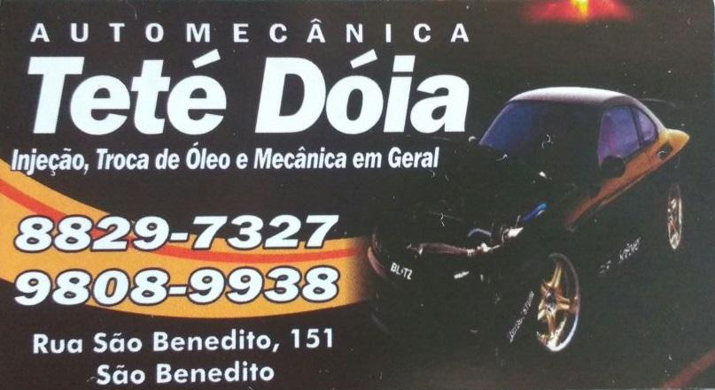 AUTOMECÂNICA TETÉ DÓIA