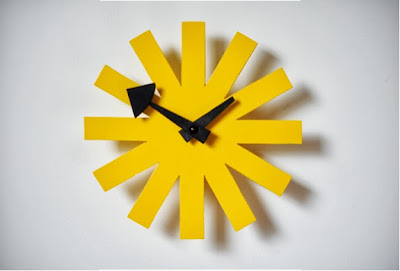 DIY Asterisk Clock