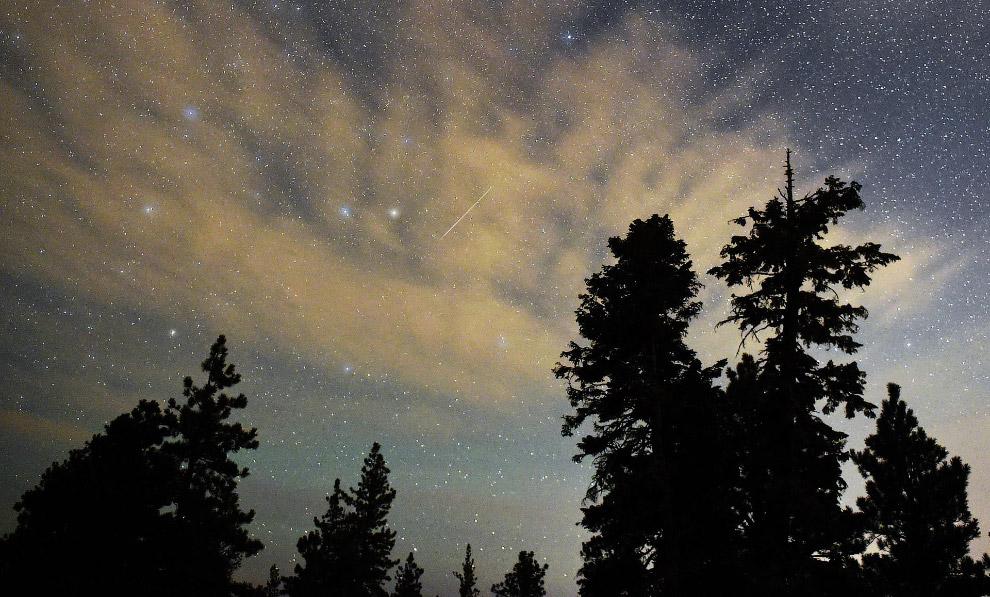 Метеорный поток Персеиды (12 фото)
