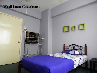 Wadi Iman Guesthouse, third bedroom, guesthouse, homestay, Shah Alam