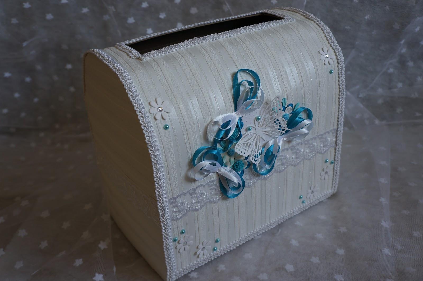 Коробка для сбора денег на свадьбу своими руками 65