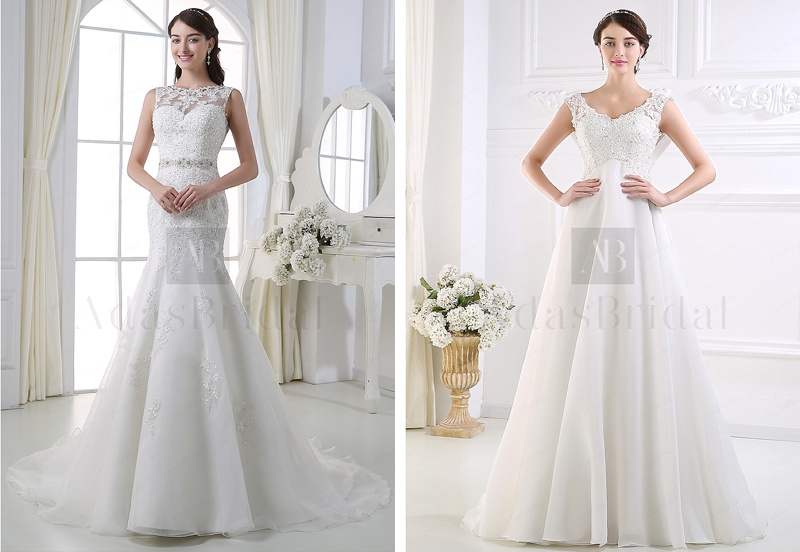 Cheap Nice Wedding Dresses