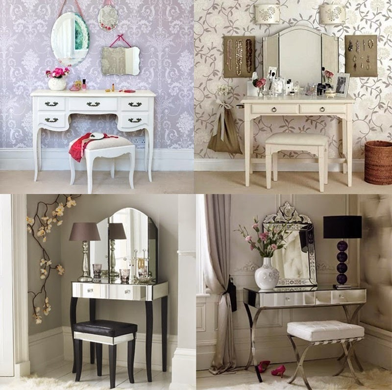 Romeo its things tocadores for Mueble tocador