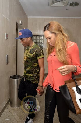 wizkid girlfriend