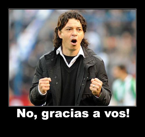 Gracias Muñeco Gallardo