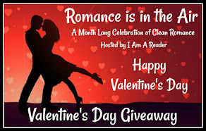 Romance is in the Air Valentine's Day Giveaway - 14 February